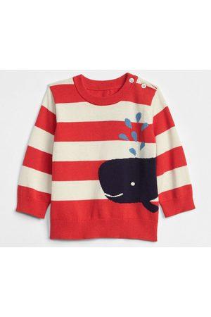 Suéter GAP a rayas para bebé