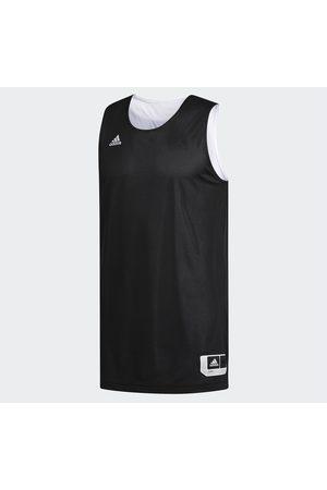 Playera Tank Adidas poliéster básquetbol para caballero