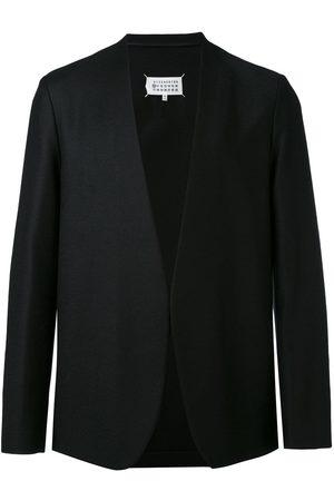Maison Margiela Hombre Sacos - Blazer minimalista sin cuello