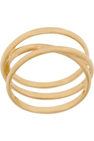 Maria Black Mujer Anillos - Emilie wrap ring