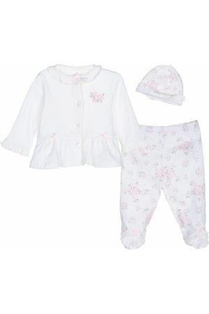 Conjunto Little Me algodón para bebé
