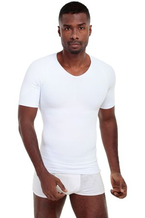 Camiseta Rounderbum cuello V