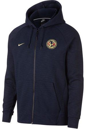 Sudadera Nike Club América algodón fútbol para caballero