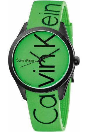 Calvin Klein K5E51TWL Reloj Unisex Color