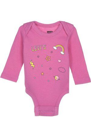 Pañalero texturizado Levi's algodón para bebé