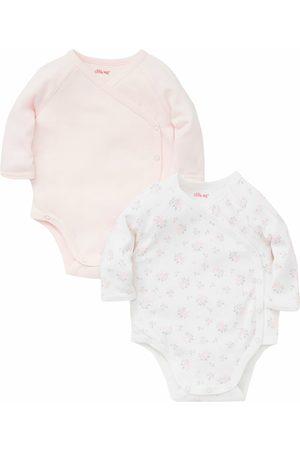 Pañaleros Little Me algodón para bebé