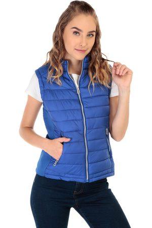 Chaleco Ropa de mujer color azul ¡Compara ahora y compra al mejor precio! f5ad9f50272c6