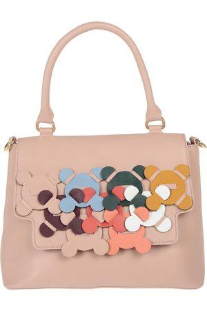 Mujer Bolsas de mano - Bolsa satchel lisa Huser