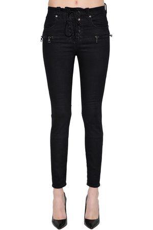 UNRAVEL Jeans Skinny De Denim De Algodón