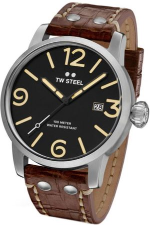 Tw Steel Maverick MS1 Reloj Fino Unisex Color Café