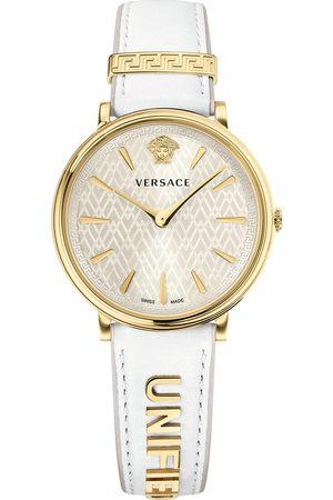 381bdbf5cdca Reloj para dama Versace V Circle The Manifesto Edition VCIRCLEW10. BLANCO