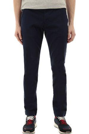 Pantalón casual Aéropostale corte slim fit algodón
