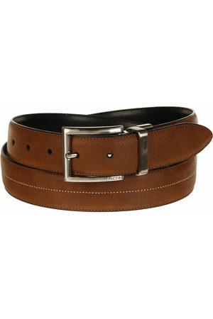 Cinturón Tommy Hilfiger reversible de Piel