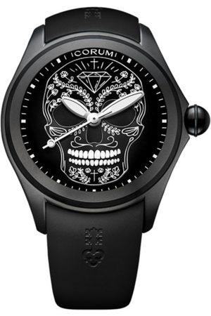 Reloj para caballero Corum Bubble 082.310.98/0371 SM01 negro