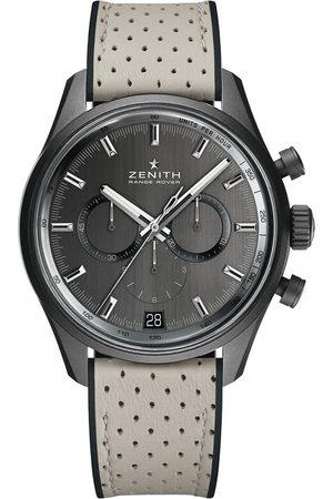 Reloj para caballero Zenith Chronomaster 24.2040.400/27.R797 blanco