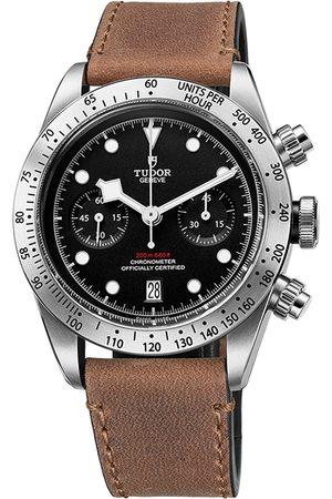Reloj para caballero Tudor Heritage Black Bay 79350 café