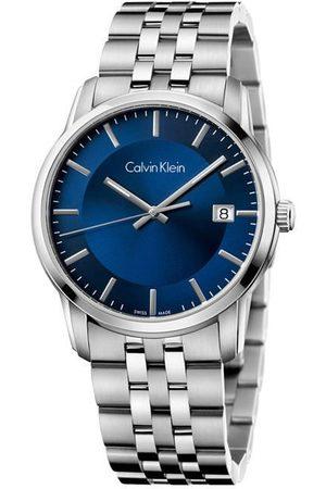 Calvin Klein Infinite K5S3114N Reloj para Caballero Color Acero