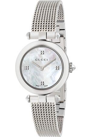 Reloj para dama Gucci Diamantissima YA141504