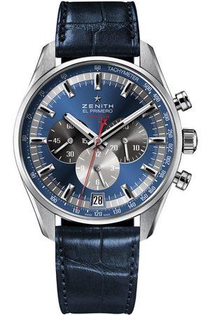 Reloj para caballero Zenith Chronomaster 03.2040.400/53.C700 azul
