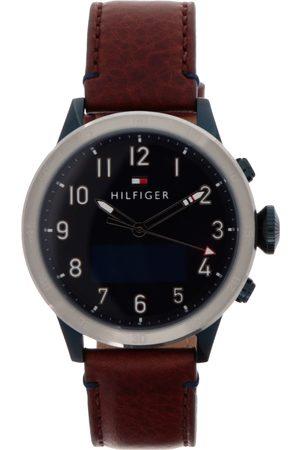 Smartwatch híbrido para caballero Tommy Hilfiger TH24/7 T.H.179.130.0 marrón
