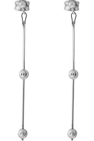 Aretes para dama Mauricio Serrano Jewelry Casquillas de P925