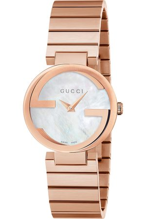 Reloj para dama Gucci Interlocking YA133515