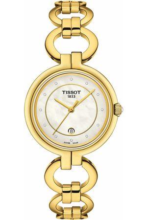 Reloj para dama Tissot T-Lady Flamingo T0942103311600