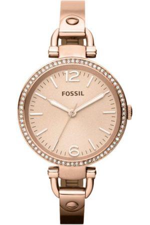 Fossil Georgia ES3226 Reloj para Dama Color rosa