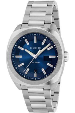 Gucci GG2570 Reloj para Caballero Color Acero