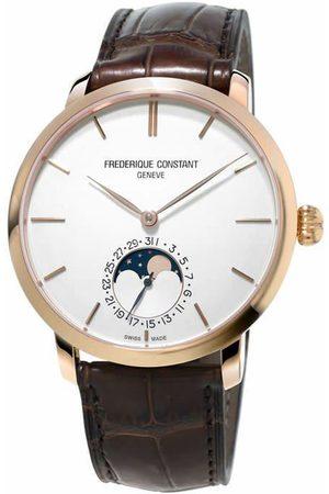 Reloj para caballero Frederique Constant Manufacture FC-705V4S4 café
