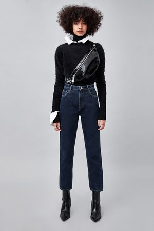 Zara Skinny - JEANS MOM FIT AUTHENTIC DENIM