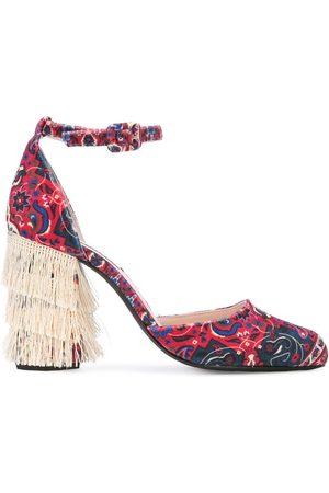 LEANDRA MEDINE Zapatos con tacón d'Orsay