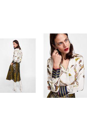 Mejor Blusa ¡compara Y Collares Al Compra De Precio Mujer Ahora Camisa 4wOqzr4S