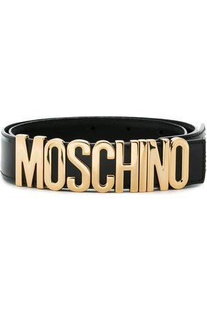 Moschino Mujer Cinturones - Cinturón con logo