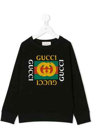Gucci Sudaderas - Sudadera con logo estampado