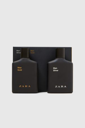 Zara Gold + man silver 100 ml