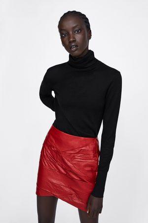 Ropa de mujer Zara faldas moda ¡Compara ahora y compra al mejor precio! 41e79af4fef9