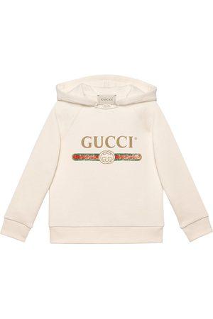 Gucci Sudadera infantil con logo Gucci