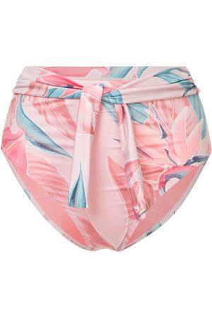 Duskii Bikini bottom Sahara con talle alto