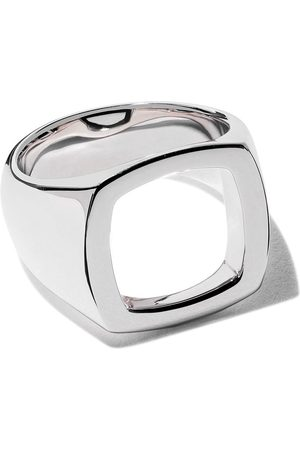 TOM WOOD Hombre Anillos - Cushion open ring