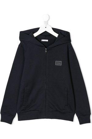Dolce & Gabbana Con capucha - Full-zipped hoodie