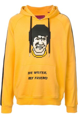 MOSTLY HEARD RARELY SEEN Hombre Con capucha - Sudadera Be Water My Friend