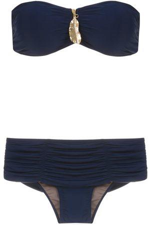 Brigitte Mujer Bikinis - Sleeveless bikini set