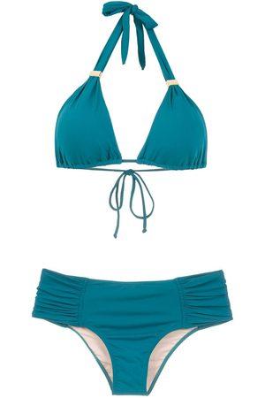 Brigitte Mujer Bikinis - Ruched bikini set