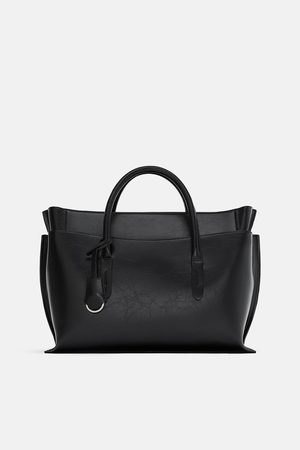 Zara BOLSO DE MANO OFFICE