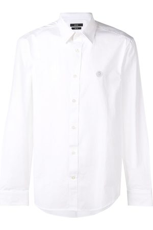 ec969a25b2689 Blanca basica Camisas de hombre algodón ¡Compara ahora y compra al ...