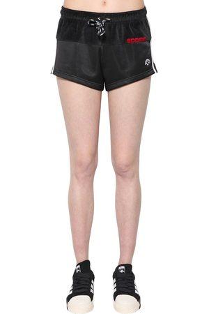 adidas Shorts De Terciopelo