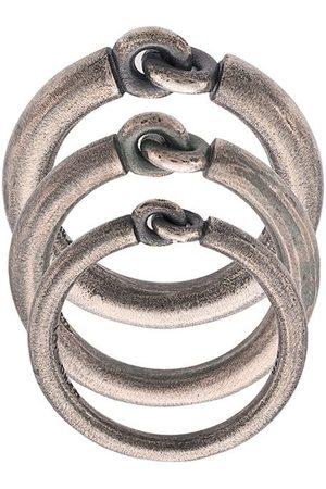 M. COHEN Set de anillos The Solstice