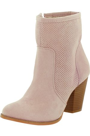 d9c7e89e403 Tiendas Botas Y Botines de mujer color rosa ¡Compara ahora y compra ...