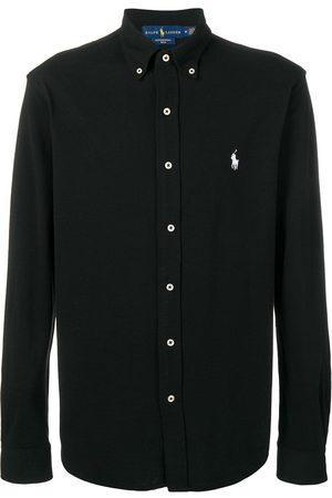 Ralph Lauren Hombre Camisas - Button down logo shirt